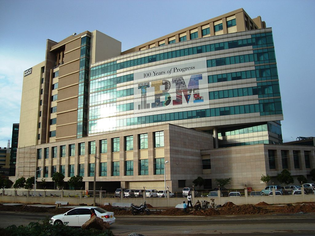 Determination of IBM stock and its progress