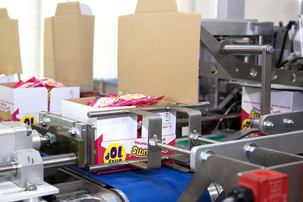 Benefits of a Carton Packaging Equipment
