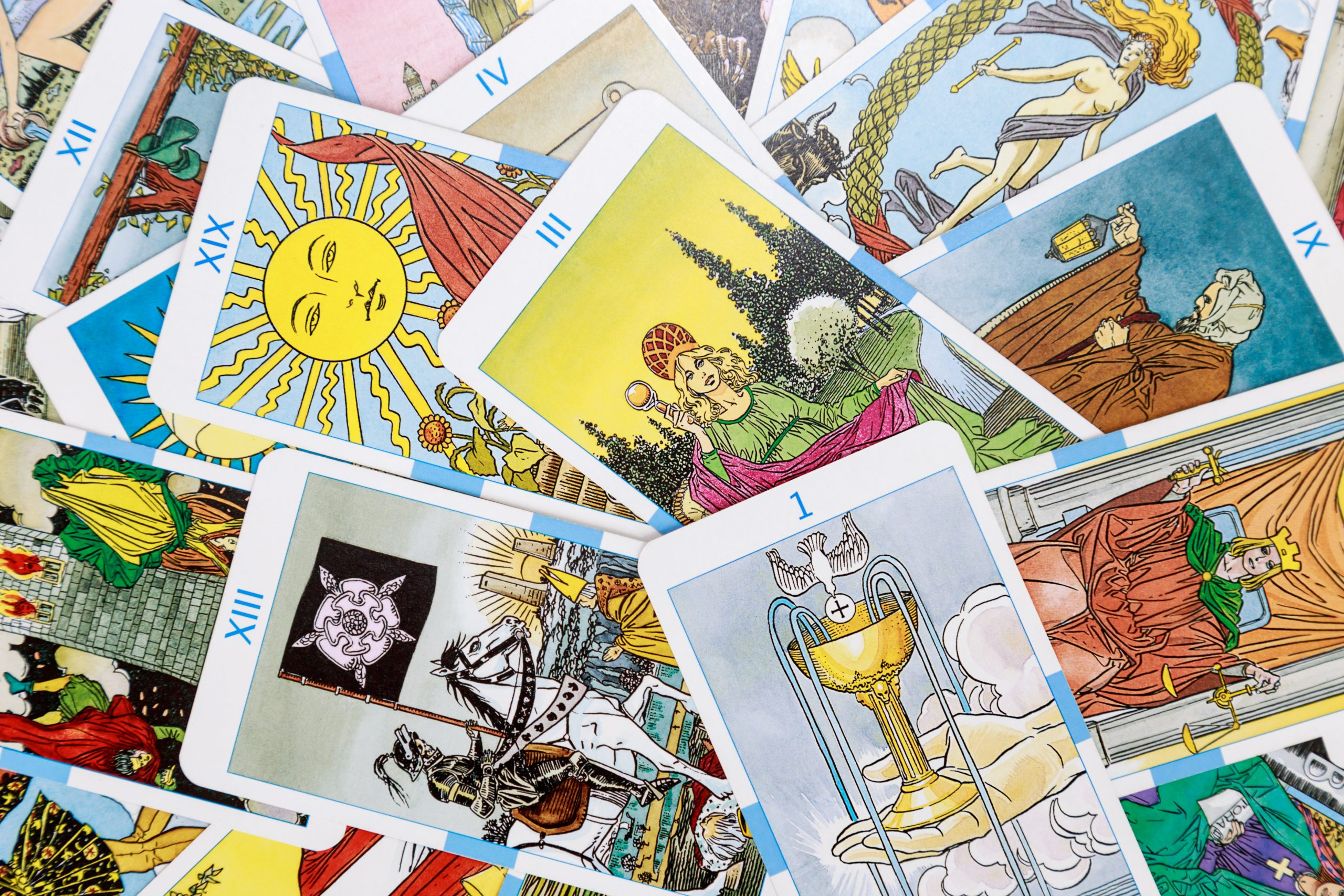 Grasp (Your) Tarot Card Analysis In 5 Minutes A Day