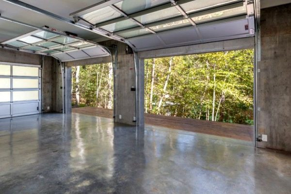 Here Is A Quick Cure For Sectional Garage